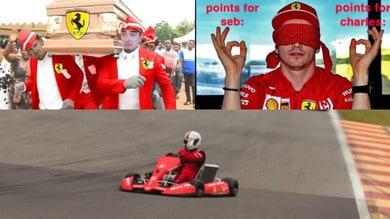Ferrari, che disastro a Monza: le reazioni social