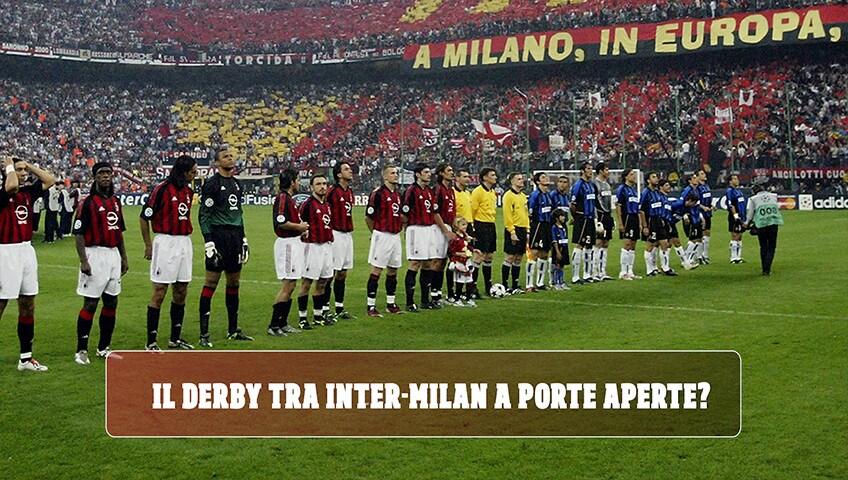 """Zampa: """"Inter-Milan del 17 ottobre? Ipotizzabile pubblico a San Siro"""""""