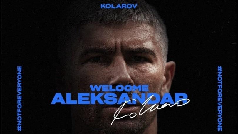 Kolarov all'Inter: è ufficiale. Alla Roma 1,5 milioni più bonus