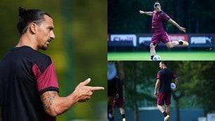 Ibrahimovic suona la carica, il Milan è ai suoi piedi