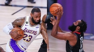 Nba, Lakers avanti 2-1 sui Rockets: decisivo il solito LeBron