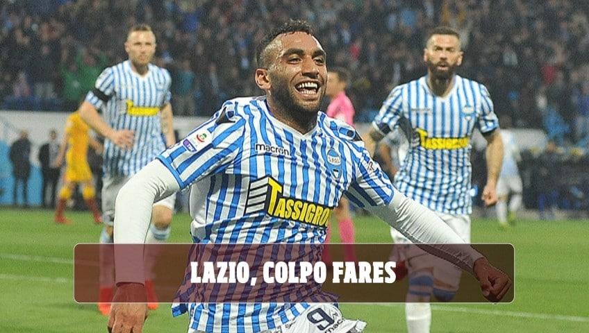 Lazio, ecco Fares l'ex attaccante: Inzaghi ha una nuova freccia
