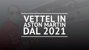 È ufficiale, Vettel in Aston Martin dal 2021