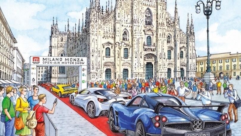 Milano Monza Open-Air Motor Show 2020, nel ricordo di Ascari