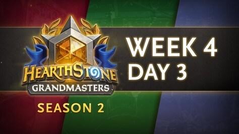 Hearthstone Grandmasters: risultati della Settimana 4