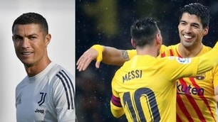 Compagni sia di Messi che di Ronaldo: Luis Suarez pronto a entrare nel club