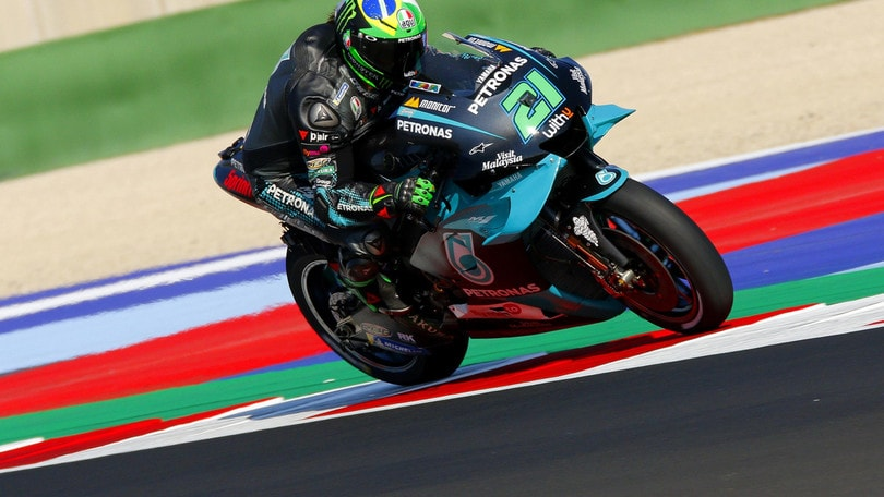 GP di San Marino, Morbidelli: