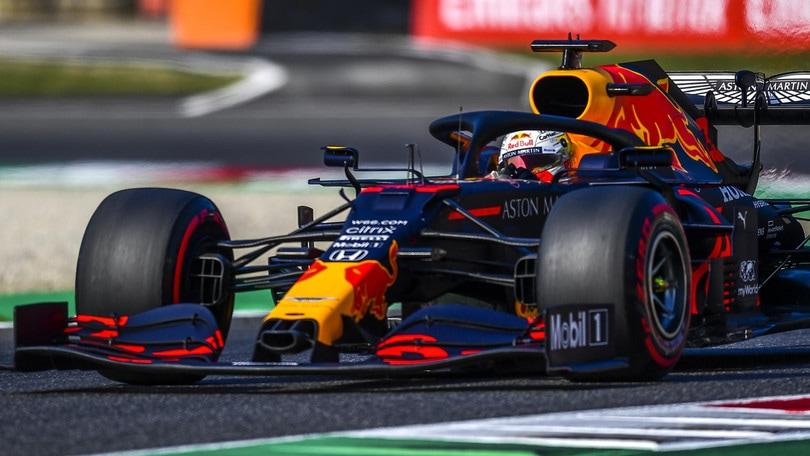 GP Toscana, Verstappen: