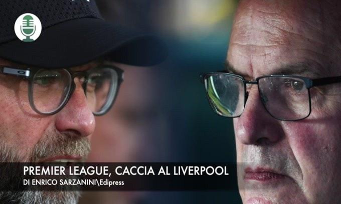 Premier League, caccia al Liverpool