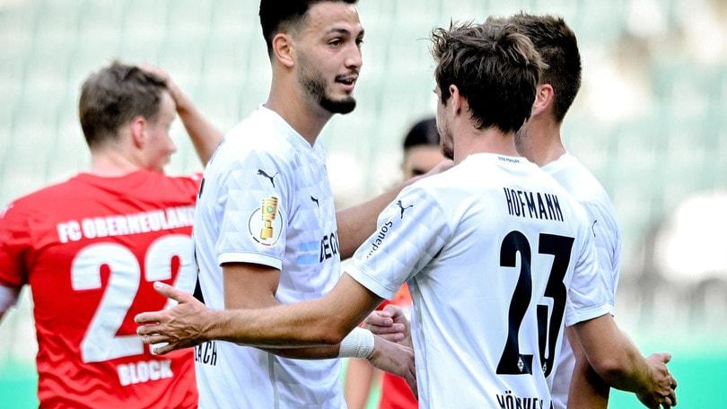 Coppa di Germania, goleade di Borussia M. e Augusta. Passano Lipsia e Werder