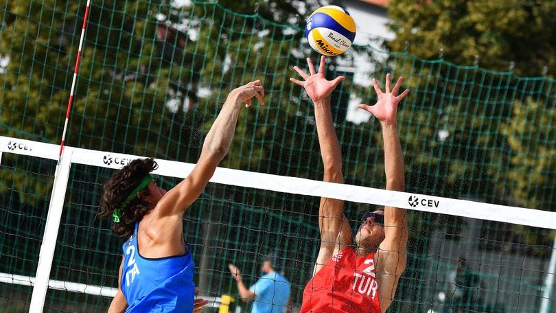 Europei U.20: Dal Corso/Viscovich in semifinale