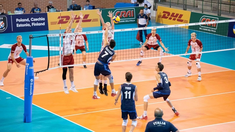 Europei U.18: l'Italia conquista la finale