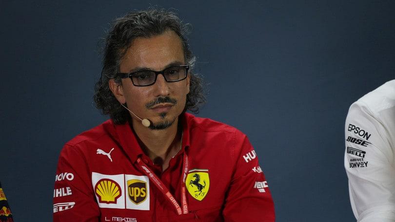 """Ferrari, Mekies: """"Siamo riusciti a invertire la tendenza"""""""