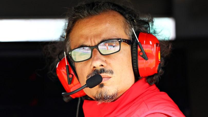 Gp Portogallo, Mekies (Ferrari):