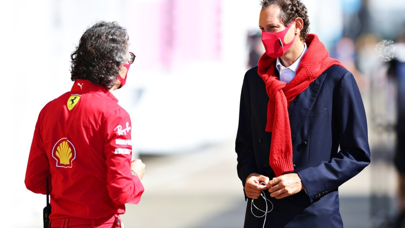 """Ferrari, Elkann: """"Prevediamo un grande futuro"""""""
