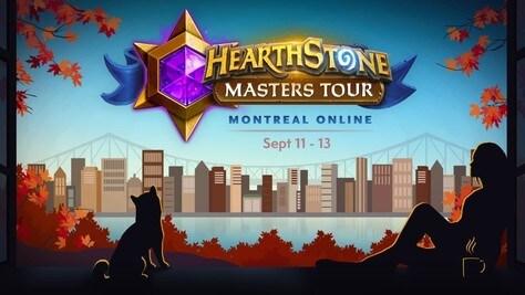 Hearthstone: terminato il Giorno 1 del Masters Tour Montreal