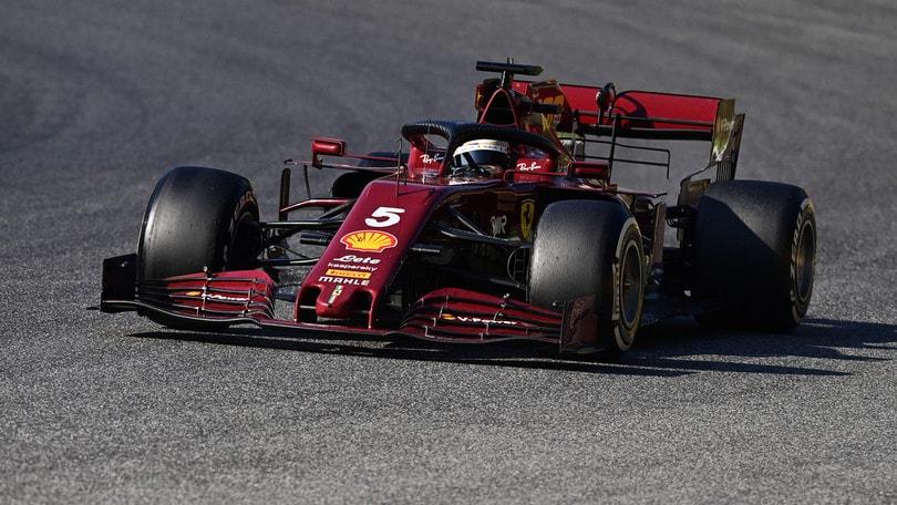 """Ferrari, Vettel: """"Non siamo veloci e non sappiamo perché"""""""