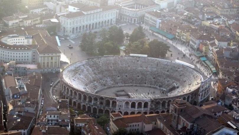La Finale di Supercoppa non si giocherà all'Arena di Verona