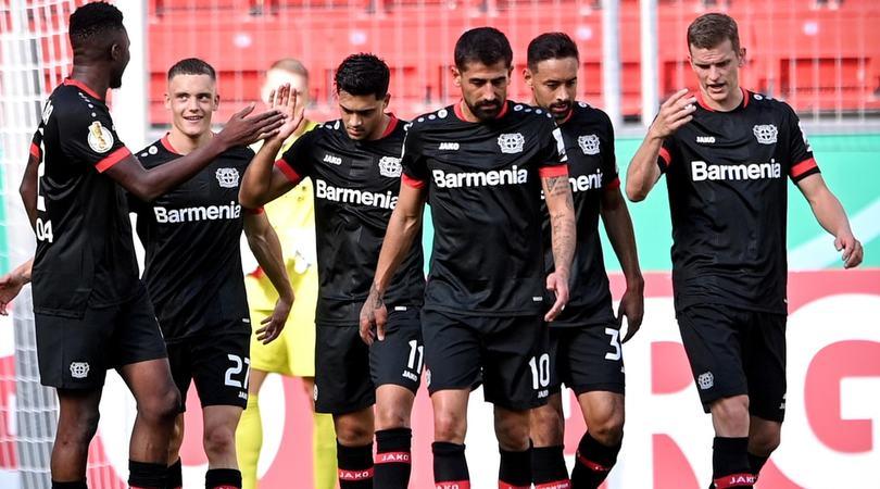 Schick a segno in Coppa di Germania, il Leverkusen vince 7-0