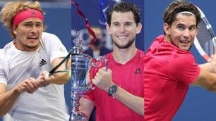 Thiem trionfa agli Us Open, sconfitto Zverev in finale