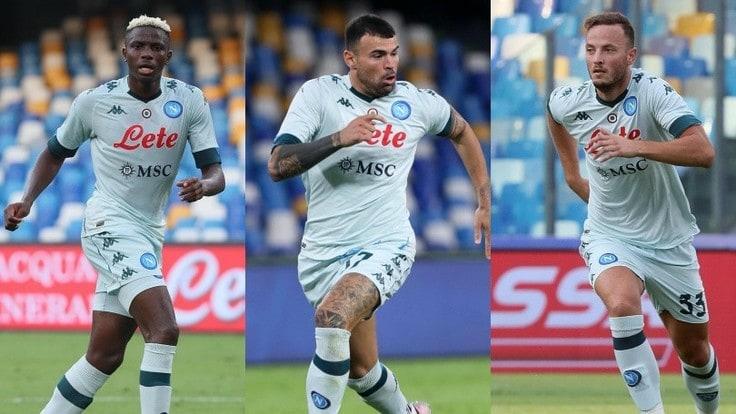 Napoli Non Solo Osimhen Ecco I Nuovi Acquisti Corriere Dello Sport