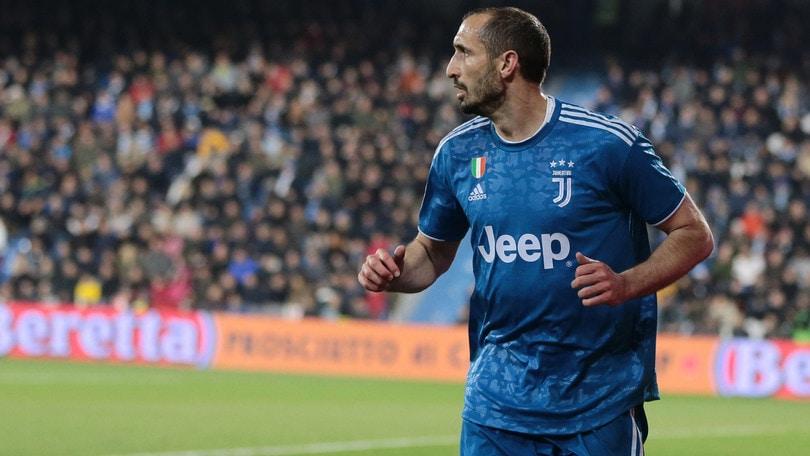 Juve, Chiellini lancia la sfida. Lazio. Muriqi firma VIDEO