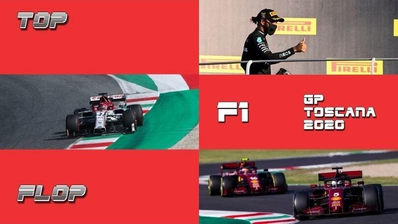 GP Mugello F1, i Top e i Flop VIDEO