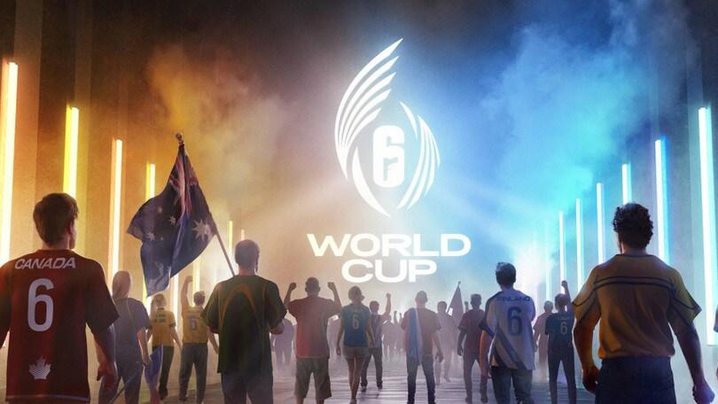 Anche R6 ha il suo mondiale: ecco la Rainbow Six World Cup