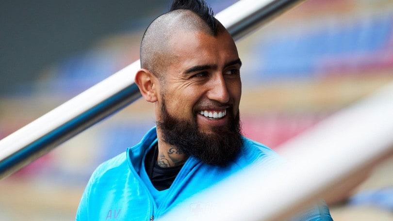 """""""Vidal all'Inter per 500 mila euro: atteso per le visite mediche"""""""
