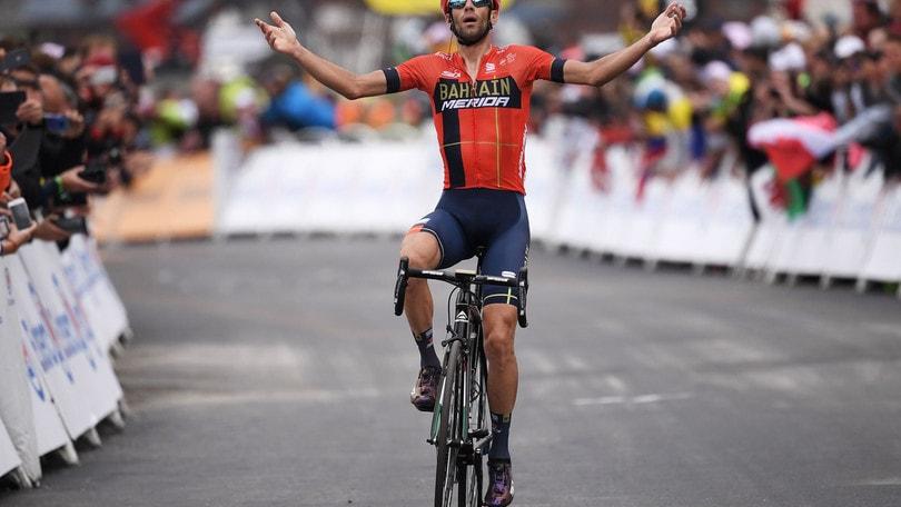 Mondiali Imola, Nibali: