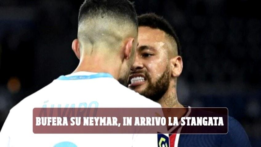 Bufera su Neymar: l'attaccante si pente ma rischia sei giornate!