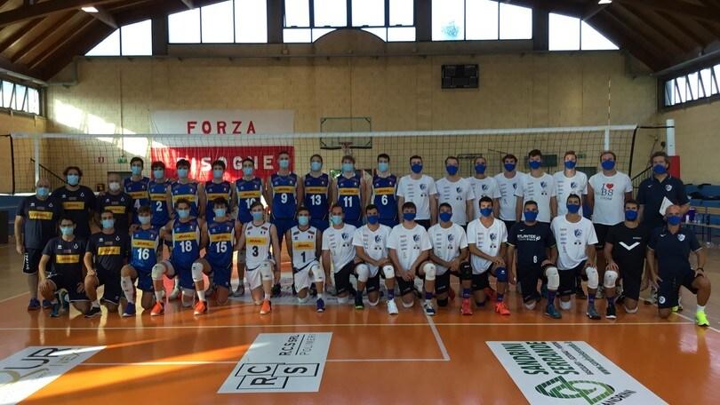 La Juniores batte Brescia in amichevole
