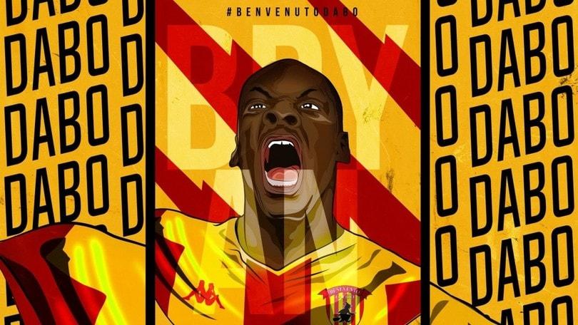 Dabo, ufficiale: al Benevento in prestito dalla Fiorentina