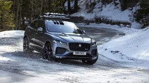 Jaguar F-Pace 2021: gli scatti