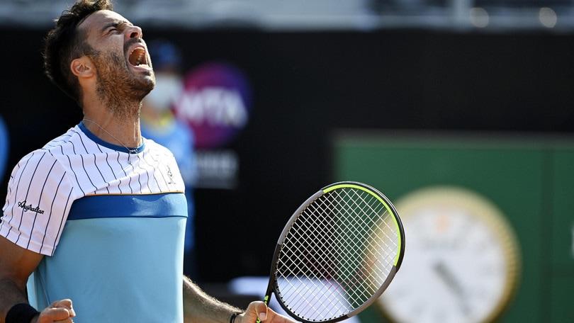 Favola Caruso agli Internazionali: passa e sfida Djokovic!