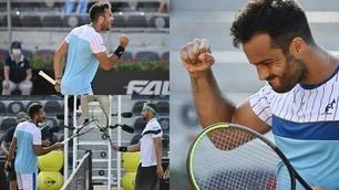 Caruso infiamma Roma: stende Sandgren e sfiderà Djokovic!