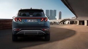 Nuovo Hyundai Tucson 2021: le immagini