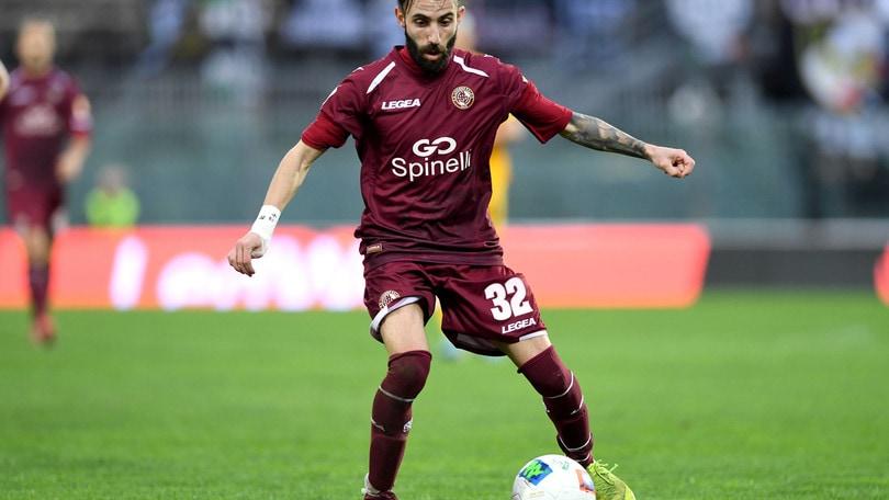 Bari, colpo Marras: l'attaccante firma fino al 2023