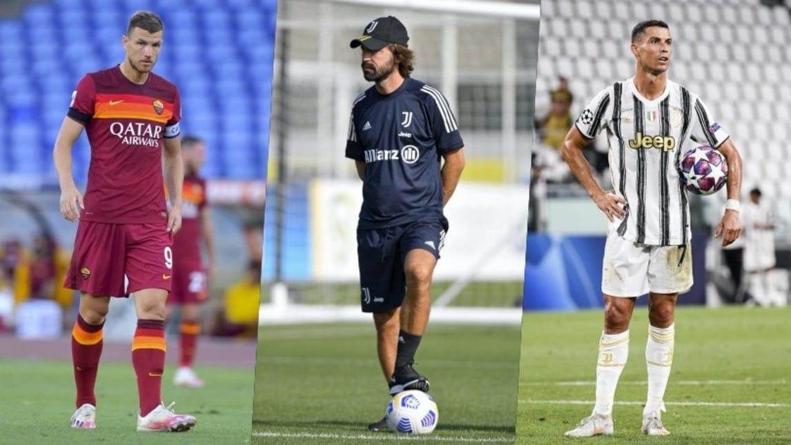 I bianconeri cercano un attaccante e il nome in cima alla lista è quello del bosniaco della Roma. Si attende solo il sì di Milik ai giallorossi per completare tutte le tessere del puzzle