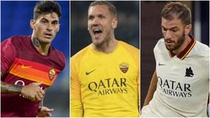 Roma, c'è una squadra da vendere: ecco gli 11 sulla lista di partenza