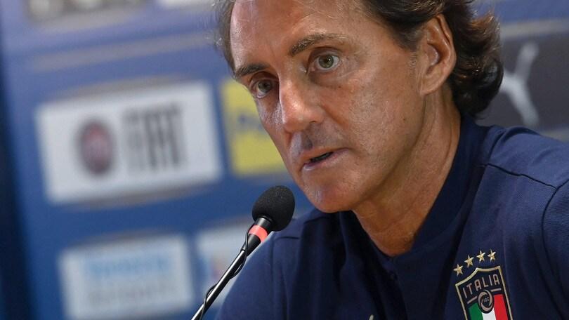 """Mancini: """"All'Europeo per vincere"""". Covid, l'allarme della Fifa VIDEO"""