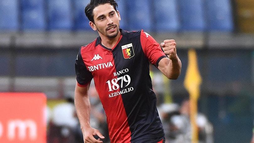 Genoa, dal Sassuolo torna Goldaniga: ufficiale