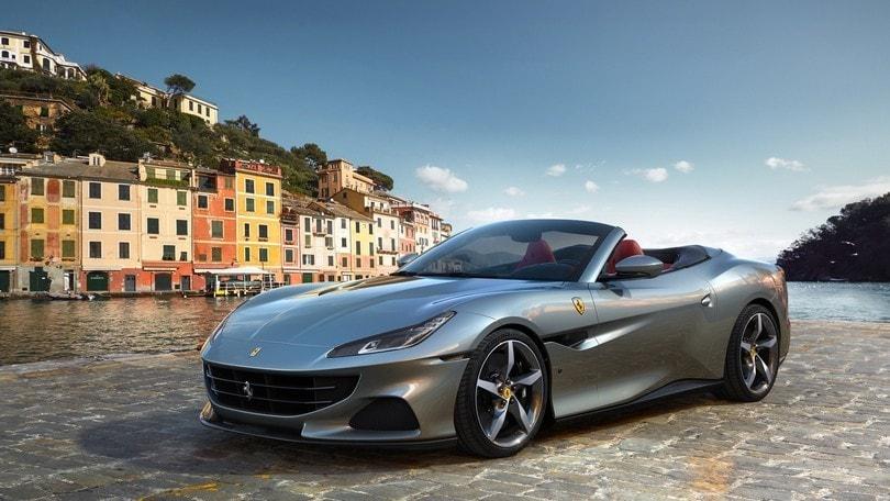 Nuova Ferrari Portofino M: ripartenza col V8 turbo da 620 cv