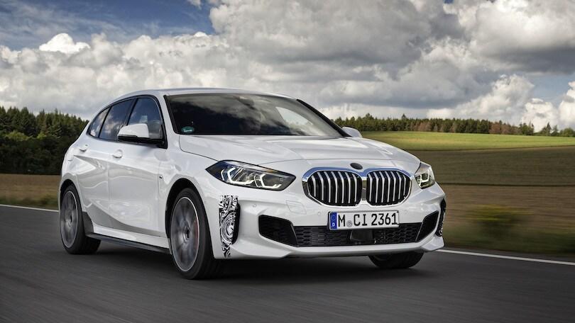 BMW 128ti, la sportività a trazione anteriore di Serie 1