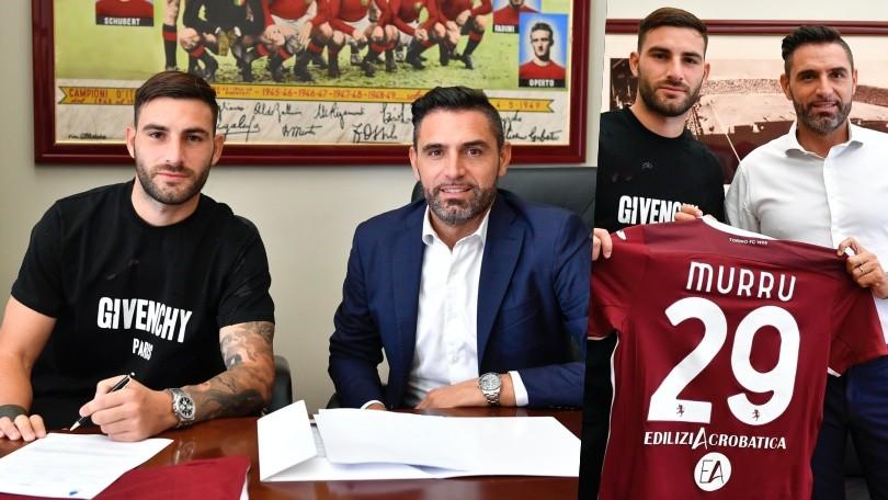 Torino, ecco Murru: ha scelto la maglia numero 29