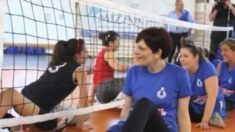 Al Foro Italico la prima Supercoppa italiana di Sitting Volley