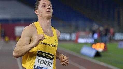 Golden Gala, Tortu terzo nei 100 metri