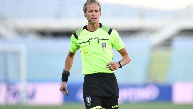 Arbitri di A: Chiffi per Verona-Roma. Juve-Sampdoria a Piccinini