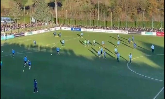 Lazio, Jony ceduto all'Osasuna