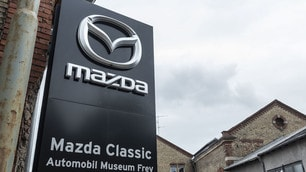 Mazda, i 100 anni al Museo Frey: le immagini